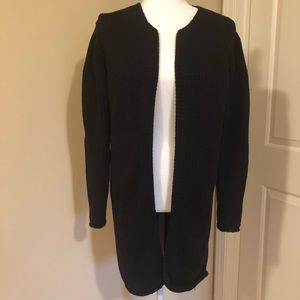 Gap duster cardigan